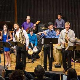 Afro-Latin Jazz Ensemble