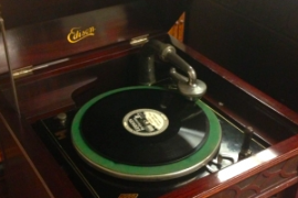 Sound Archive phonograph