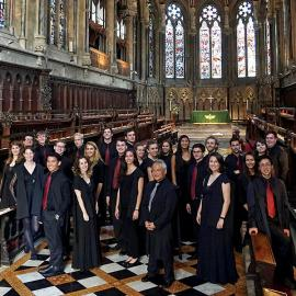 Stanford Chamber Chorale<br>  Thailand Tour Farewell